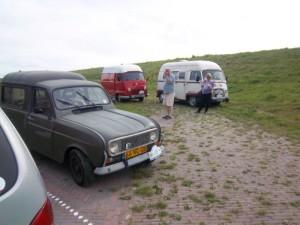 Renault club Zeeland evenement 2011