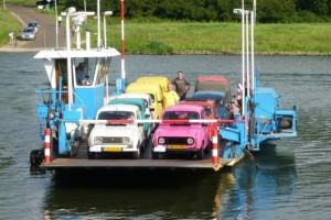 Renault club het rozenweekend juni 2010