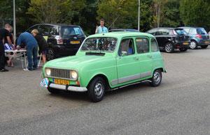 Renault 4 Groen