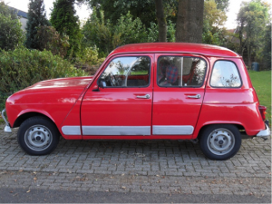 Renault 4 te koop