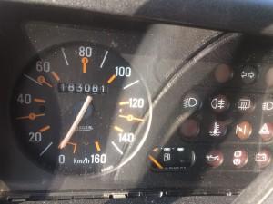 Renault 4 kilometers