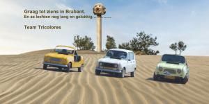 Renault 4 x 3