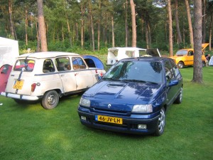 Renault club - RVVC weekend 01-06-07