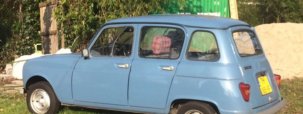 Te koop Renault 4