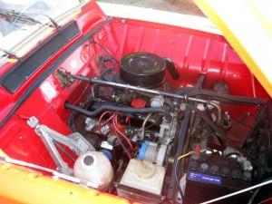 Renault 4 GTL motor
