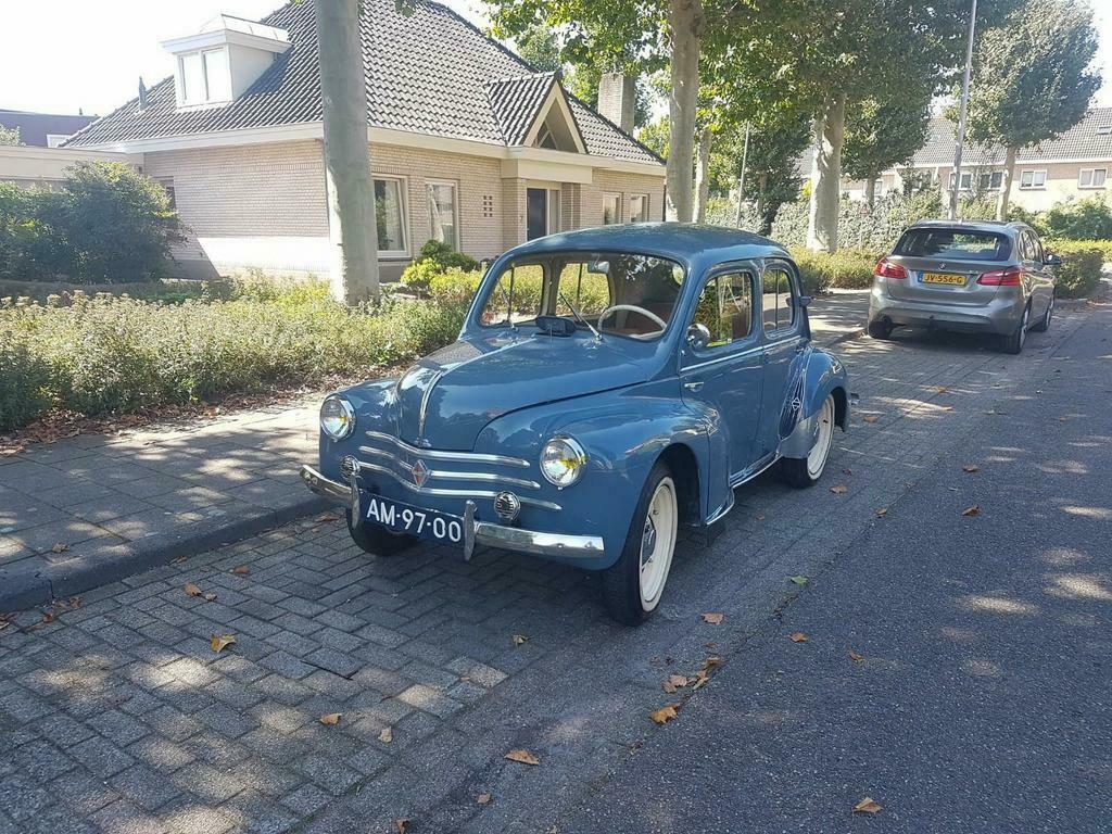 Renault 4 CV te koop